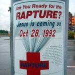 Rapture Sign