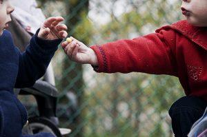 hands sharing 092510