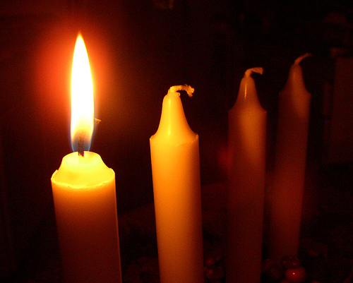 candle 11.23.10