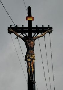 jesus crucifixion wires 11.19.10