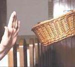 giving basket