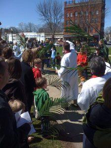 Palm Sunday Parade