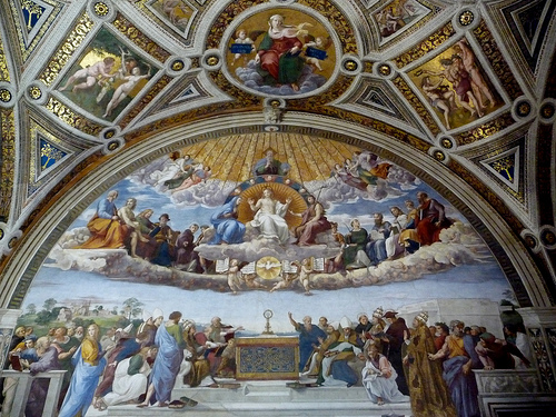 Vatican artwork