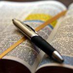 bible pen