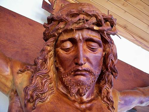 christ crucifixion cross