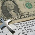 dollar cross scripture