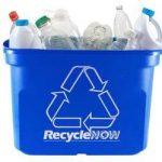 recycling bin trash