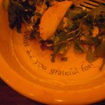 Cafe Gratitude Salad Bowl