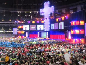 2010 National Youth Gathering Worship