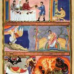 Lazarus and the Rich Man Codex