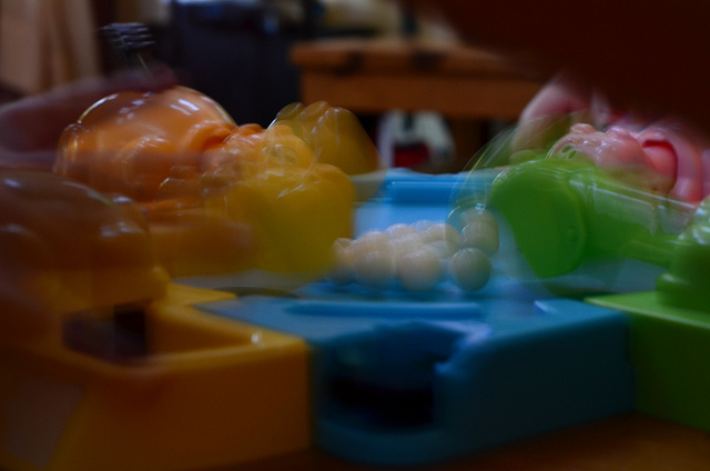 Hungry Hippos (13/365)