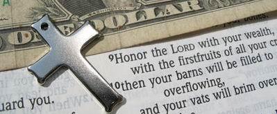 dollar cross scripture skinny