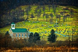 Churh by the Hill.Bob M.cc