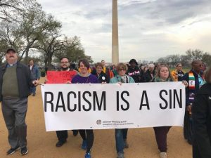 Racism is a sin
