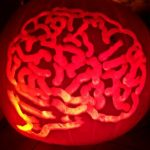 """""""Brain, lit (2014)"""" by oddharmonic is licensed under CC BY-SA 2.0"""