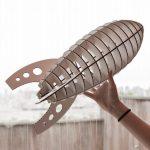 """Cardboard rocket"" by Matt Biddulph is licensed under CC BY-SA 2.0"